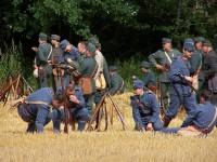 Bitva - rakouské ležení