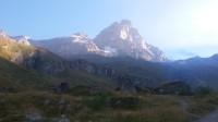 Monte Cervino (Matterhorn) Lvím hřebenem