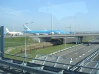 Letiště Amsterdam Schiphol - Nizozemí