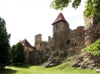 Zámek a hrad Klenová