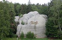 Přírodní památka Bílé kameny