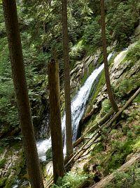 Národní přírodní rezervace Bílá Strž