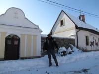 Zimní břídlicové lomy v Jakartovicích
