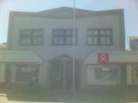 Kancelářský a obchodní dům firmy Materna
