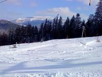 Prima jarní lyžování