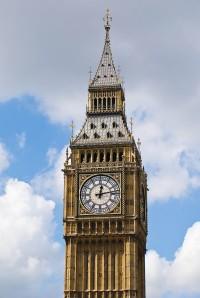 Průlet Londýnem