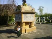 Olšanské hřbitovy - židovský hřbitov a vojenské hřbitovy