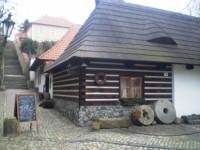 Bývalý mlýn na Novém Světě