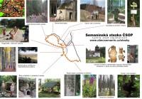Obrázky ze stezky ČSOP