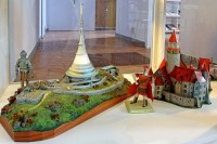 Muzeum papírových modelů, Police n. Metují