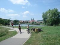 Na kole po Uhersko Hradištsku