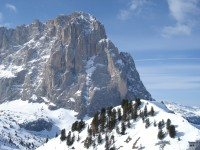 Italské Dolomiti