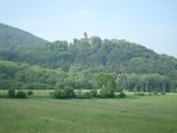 Hrad Sukoslav u Kostomlat