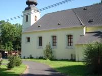 Kostelík v Krásném lese