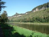 Okolí Bad Schandau