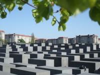 Památník holocaustu - Berlin