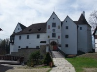 Ostroh - Seeberg, hrad