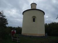 Ovčí vrch - novorománská kaple