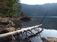 Černé a Čertovo jezero