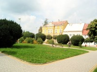 Cvikovské náměstí