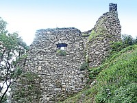 Tolštejn - první bastion