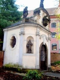 Kaple Panny Marie Pomocné
