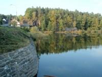 Rybník od silnice