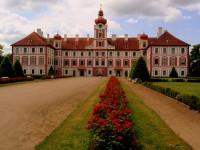 Mnichovo Hradiště - Zámecký park
