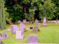 Hřbitov v Slunečné