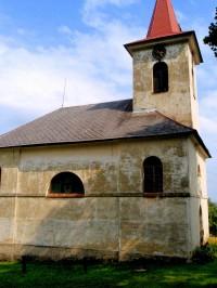 Slunečná kostel