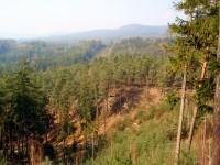 Nad Údolím Samoty