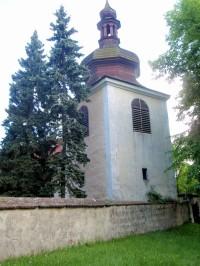 Zvonice sv. Barbory
