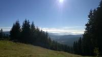 Podzimní Šumavou-Špičák-Čertovo jezero-Černé jezero-Bílá Strž-Hojsova Stráž.