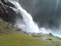 Krimmlerské vodopády.