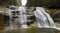 Mumlavský vodopád.