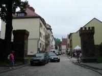 brána do centra města