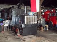 Motrová lokomotiva značky Škoda