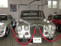 Vozíčkáři - Muzeum Sportovních vozů Lány
