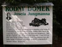 Památník Josefa Jungmanna Hudlice