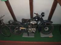 Muzeum motocyklů Kašperské Hory