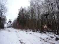 Nákladní dráha Černý důl