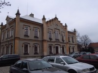 Nová radnice v Českém Brodě
