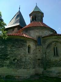 Kostel Narození Panny Marie - Holubice