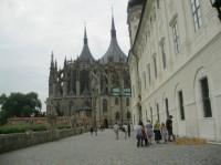Chrám sv. Barbory a Jezuitská kolej (galerie GASK)