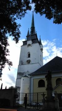 Chornice - kostel sv. Vavřince