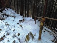 Přes Javorku okolo Pece pod Sněžkou