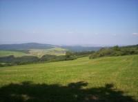 výhled na Slovácko