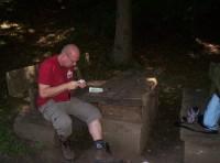 občerstvení u Liščí boudy