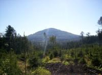 jeden z pohledů na horu Jedlová