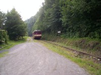 začínáme cestou vlakem po Kozí dráze